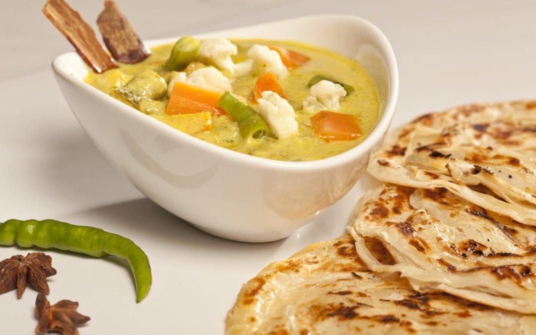 Recette de Curry de légumes