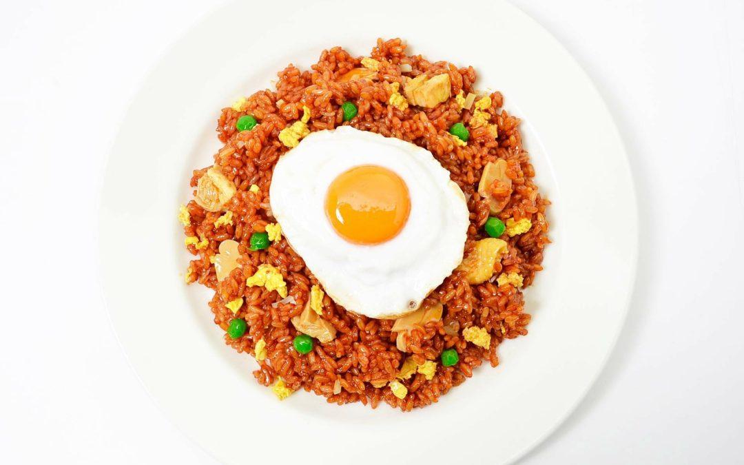 Recette de Nasi Goreng au riz complet