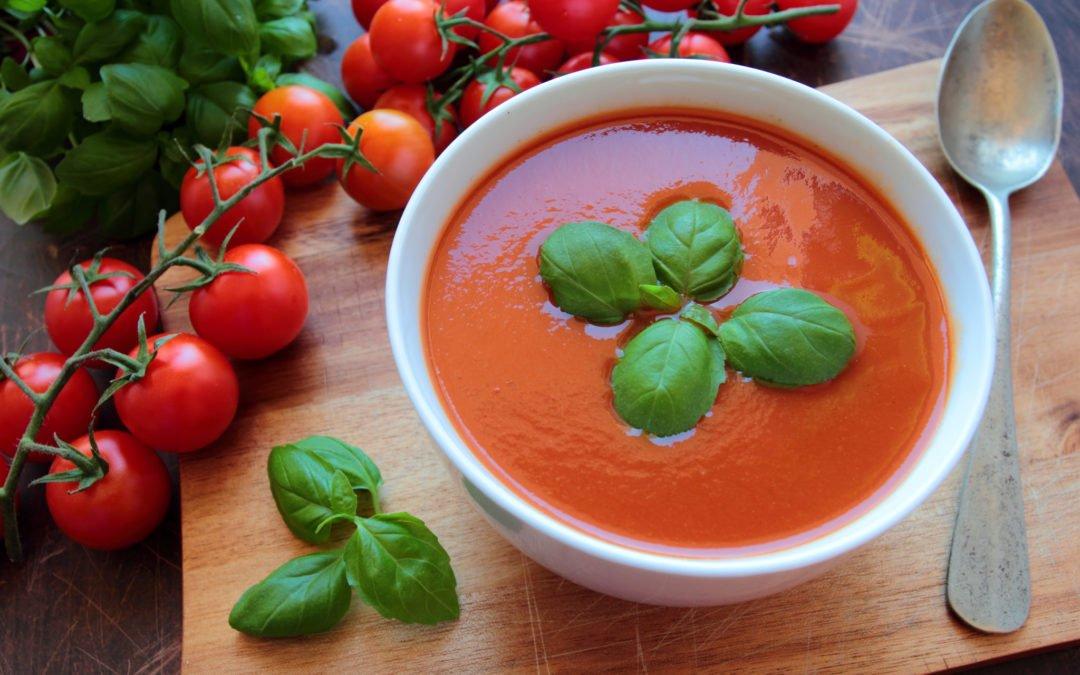 Recette Gaspacho diététique
