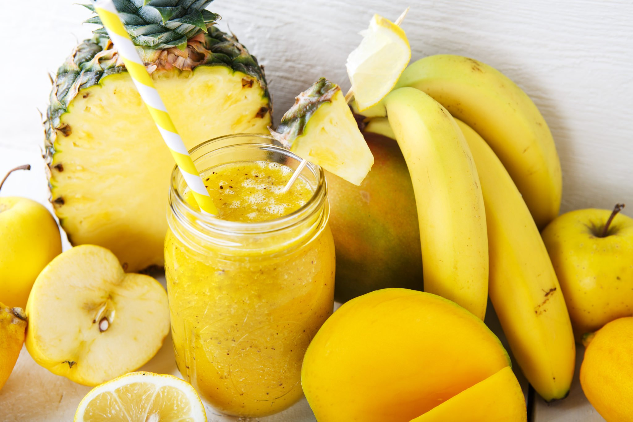 Topicaflood : trolls, viendez HS ! Smoothie-banane-ananas
