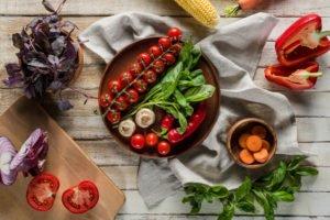 Légumes anti oxydant