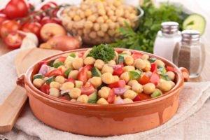 Légumes secs