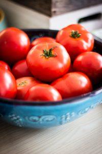 Tomates antioxydant